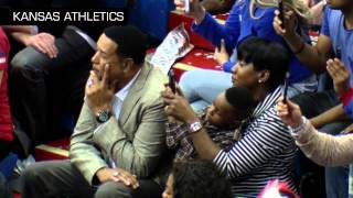 Mario Chalmers Jersey Retirement - February 16th @ Allen Fieldhouse thumbnail