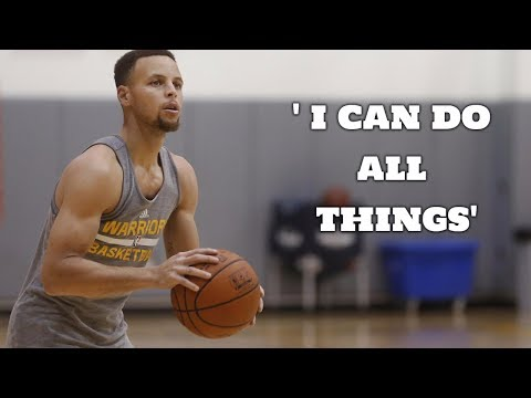 Thumbnail: Stephen Curry 'I Can Do All Things' Motivational Workout