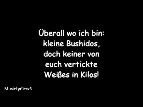 Bushido - Kleine Bushidos [Lyrics/Songtext]
