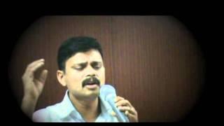 Sanyasini...(Evergreen song by Vayalar-Devarajan) Sung by Devanand Koodathingal