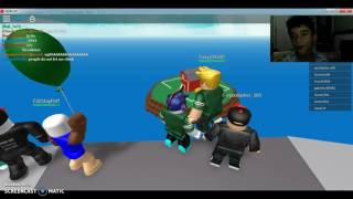 ROBLOX: I'm very clumsy