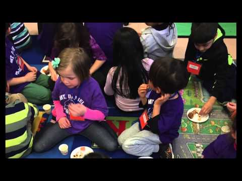 Mount Daniel School Kindergarten Room 1 2014 -2015