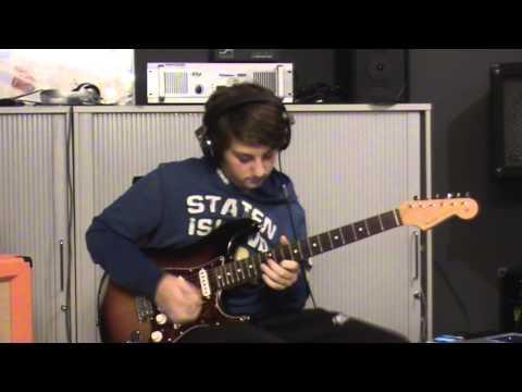 Wildfire - John Mayer - Cover (Solo)