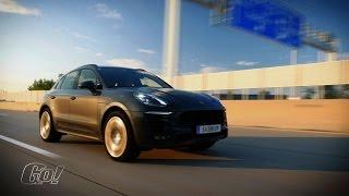 Basslastiges Grollen | Porsche Macan GTS | der Test