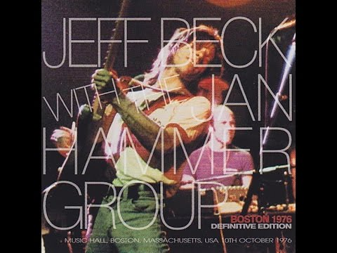 Jeff Beck/ Jan Hammer Group- Boston Music Hall, Boston, Ma 10/10/76