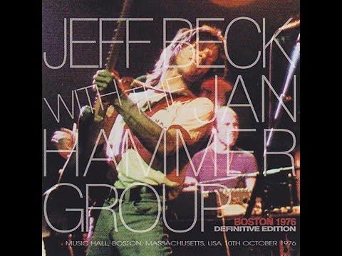 Jeff Beck/ Jan Hammer Group- Boston Music Hall, Boston, Ma 10/10/76