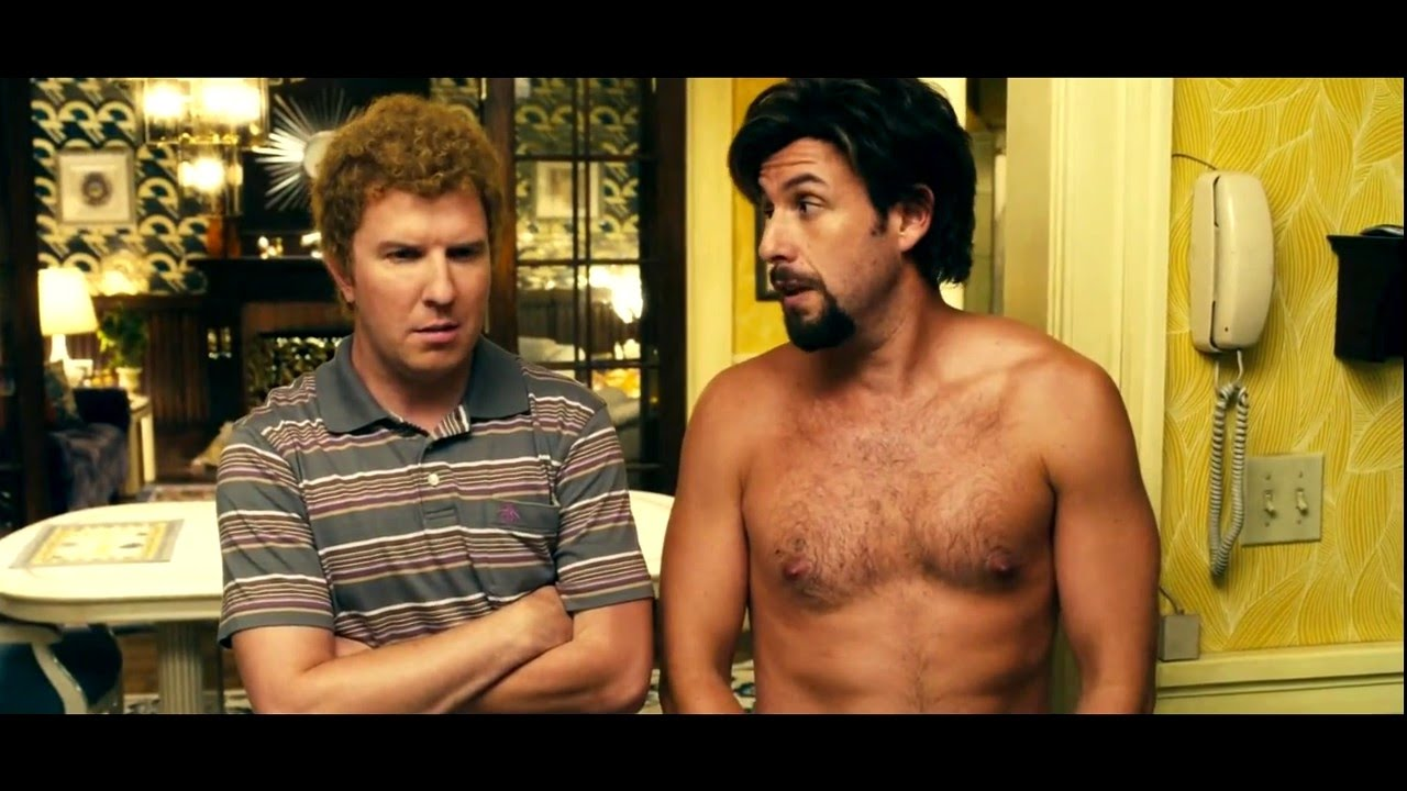 You Don't Mess With The Zohan Nude Scenes, Pics Clips Ready To Watch