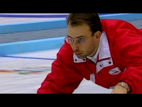 Switzerland Win Gold As Curling Returns To The Games - Nagano 1998 Winter Olympic