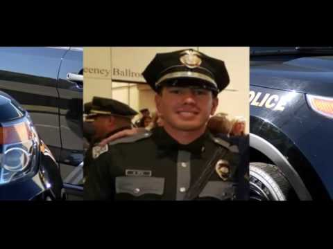 Lapel Video - State Trooper arrested for 3rd DWI