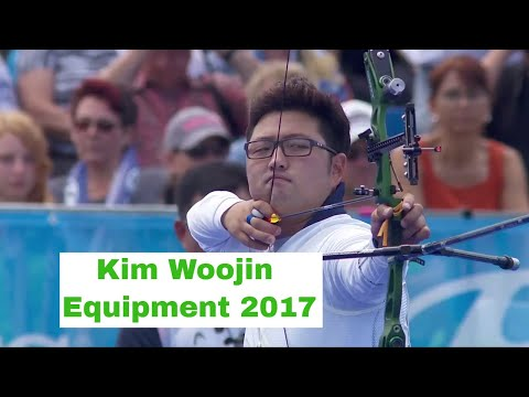Kim Woojin Equipment 2017