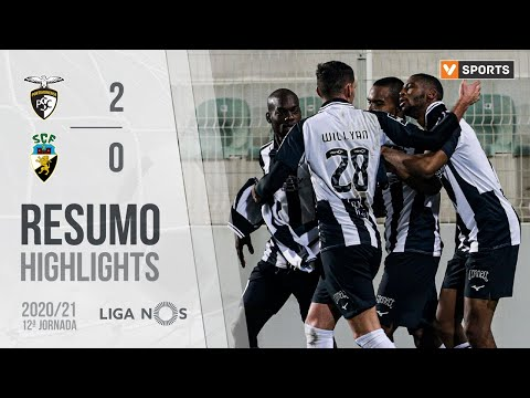 Portimonense SC Farense Goals And Highlights