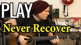 How to play Never Recover on guitar Drake, Gunna, Lil Baby