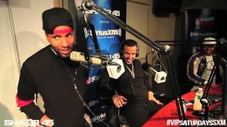French Montana says working with Fetty Wap & Bobby Schmurda was important for NY Hip Hop.