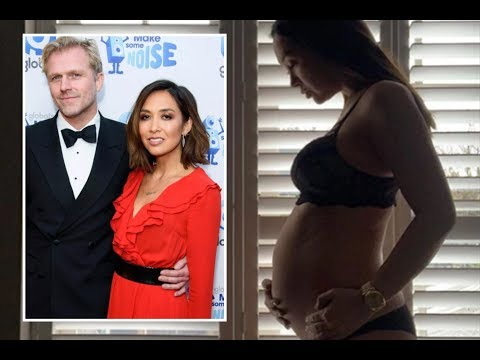 TOT OF THE KLASS Myleene Klass, 40, Reveals She Is Pregnant With Her Third Child - Latest News