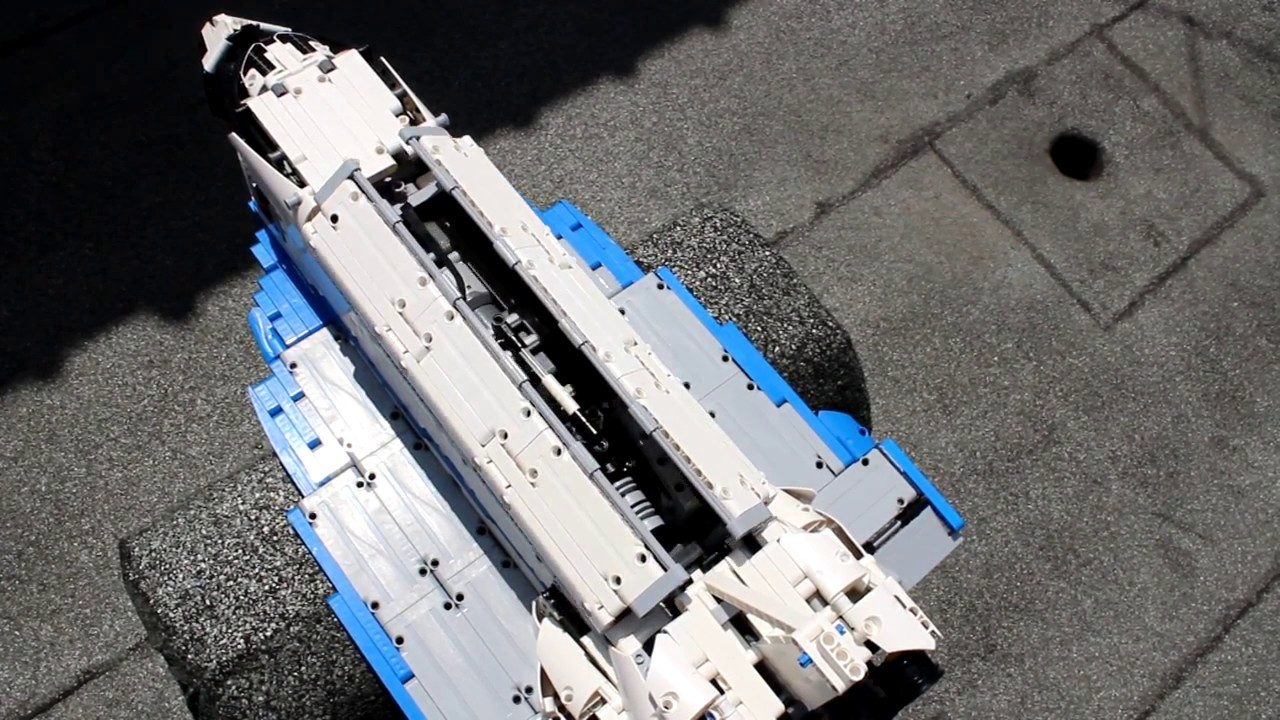 space shuttle lego technic - photo #20