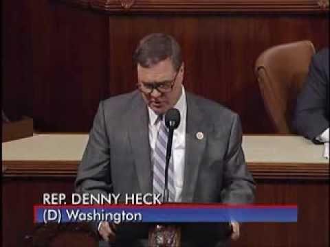 Congressman Denny Heck (D-WA) Honors Medal of Honor Recipient Staff Sergeant Ty Michael Carter