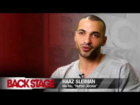 Haaz Sleiman : 'Nurse Jackie'
