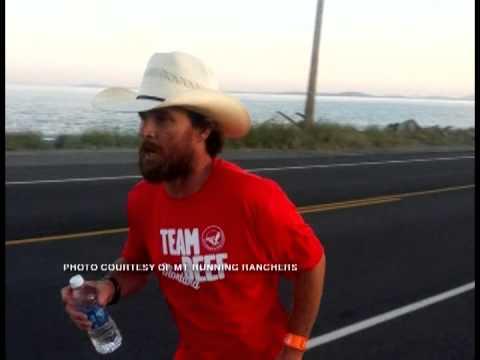 Cowboy Hats and Marathons - YouTube af1f94afb6a