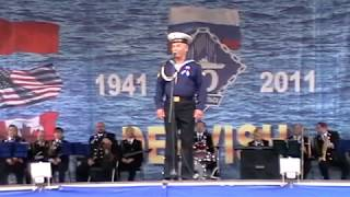 Ансамбль Северного Флота 2011