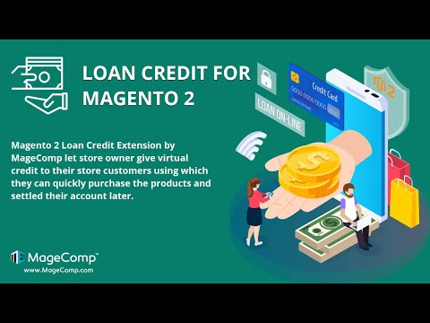 Loan Credit Extension for Magento 2