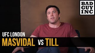 What everyone missed re: Jorge Masvidal vs Darren Till…
