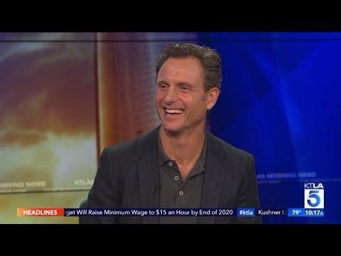 Tony Goldwyn about the Final Season, Olitz & Kerry  Amazing  on KTLA5!  25.09.17