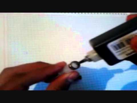 como cargar de tinta un estilografo