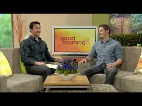 Jay Ryan 'Good Morning' , New Zealand 2010