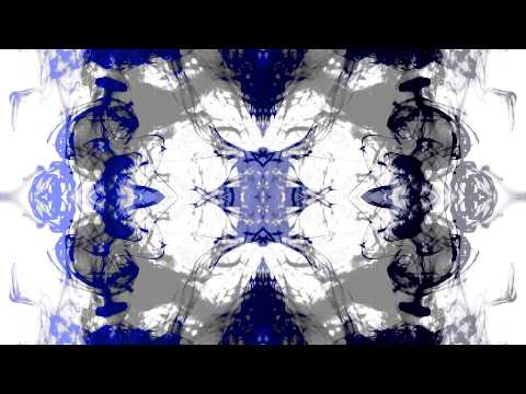 Ink Drop/Drip in water Art clip - Royalty-free Stock Footage