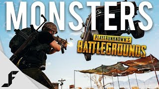 MONSTERS - Playerunknown's Battlegrounds PUBG thumbnail