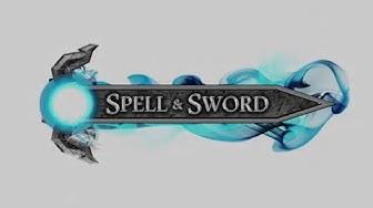 Spell & Sword - Logo