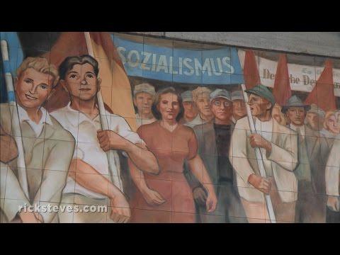 Berlin, Germany: East Berlin's Communist Propaganda