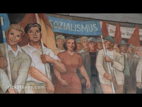 Berlin, Germany: East Berlin's Communist Propaganda