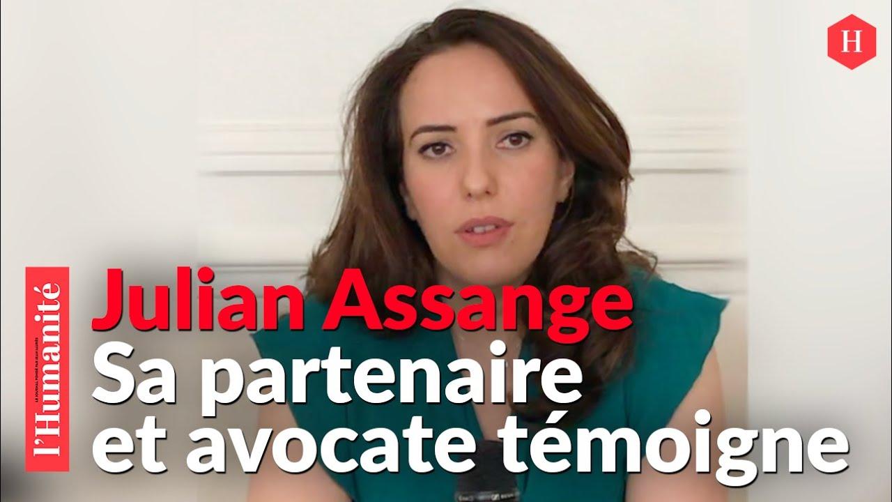 Download Julian Assange: sa détention racontée par sa compagne et avocate Stella Morris
