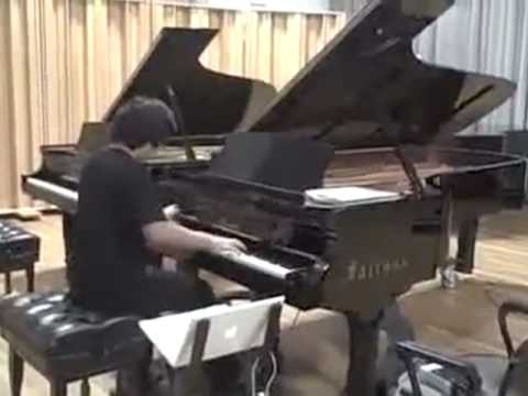Breaking A Piano String