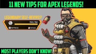 11 Apex Legends Tips Most Players Don't Know Yet