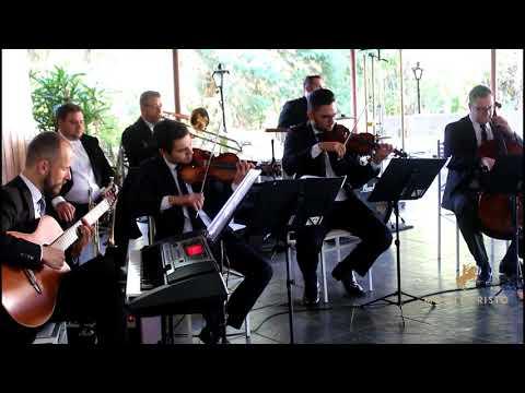 La Casa de Papel | Bella Ciao - Instrumental | Monte Cristo Coral e Orquestra