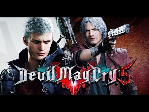 ПУЛ МАЙ ДЕВИЛ ТРИГГЕР! | Devil May Cry 5 Demo thumbnail