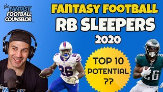 Fantasy Football Rb Sleepers - Top 10 Potential