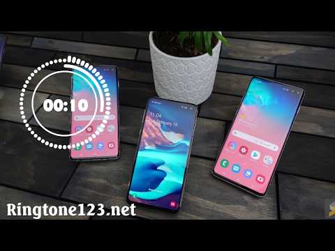 Samsung Galaxy S10 Plus Ringtone Download MP3 For Mobile
