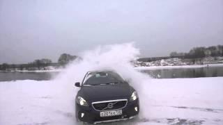Может ли Volvo V40 ехать лучше Subaru WRX?
