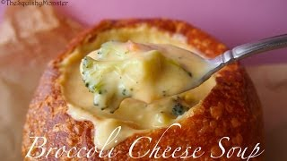 How to make Broccoli Cheese Soup - Recipe