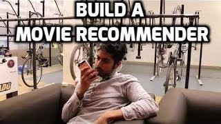 Build a Movie Recommender - Machine Learning for Hackers #4
