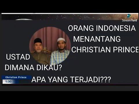 Cp Sub Indo: Murid Ustad Ngaku Bisa Bahasa Arab Sekali  Suruh Baca, Gagap! Taqiya - CHRISTIAN PRINCE