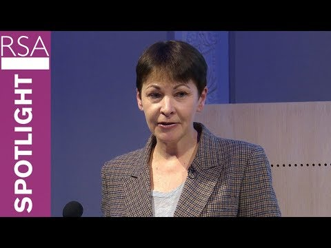 Taking Back Control of our Climate with Caroline Lucas