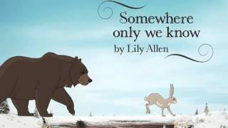 Somewhere only we know (lily Allen) KARAOKE/ INSTRUMENTAL