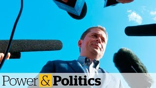 Conservatives offer media outlets cheaper access to Scheer's campaign tour   Power & Politics