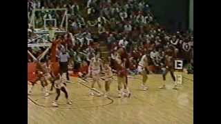 Louisville at Indiana College Basketball 11/24/1984 (FULL GAME)
