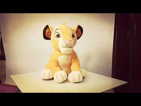 Lion Stuffed Animals - Lion King Plush - Lion Simba