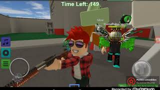 Playing with my sister fei roblox